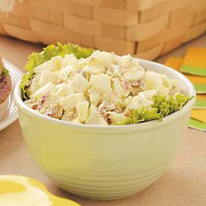 Contest-Winning Tangy Potato Salad