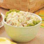 Contest-Winning Tangy Potato Salad