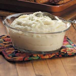 Blue Cheese Mashed Potatoes