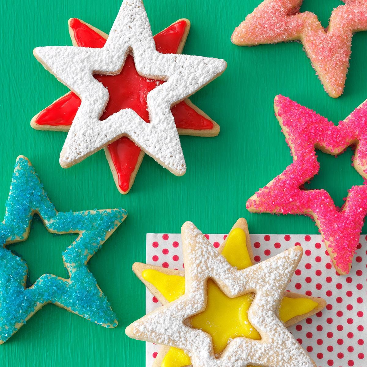 Cutout Christmas Cookies