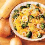 Squash and Broccoli Stir-Fry