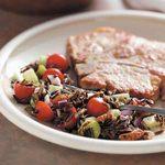 Wild Rice Pecan Salad