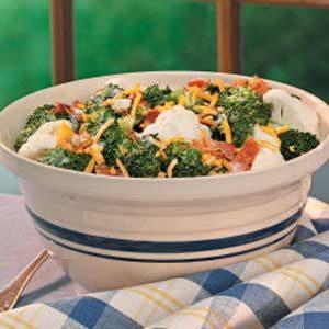 Crunchy Floret Salad