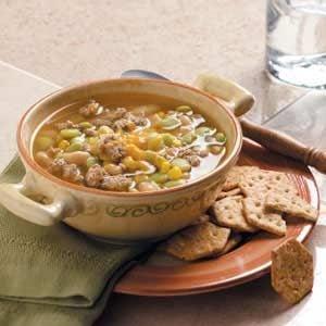 Turkey Bean Soup