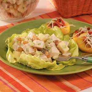 Chutney Turkey Salad
