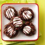 Chocolate Mallow Drops
