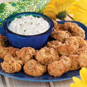 Crispy Oven-Fried Oysters