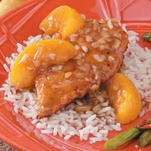 Peachy Chicken
