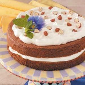 Austrian Hazelnut Torte