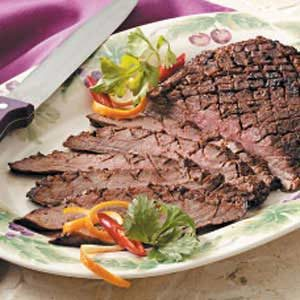 Flavorful Marinated Flank Steak