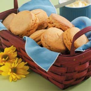 Tender Sweet Potato Biscuits