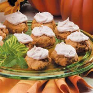 Pumpkin Drop Cookies