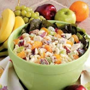 Summer Fruit 'n' Pasta Salad