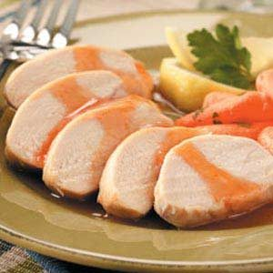 Savory Lemonade Chicken