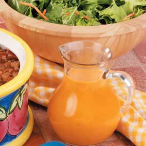 Blender Salad Dressing