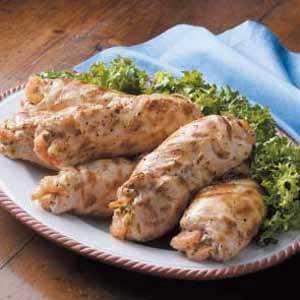 Shrimp-Stuffed Chicken Breasts