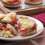 Ham 'n' Brie Sandwiches