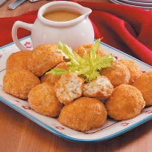 Chicken Pom-Poms