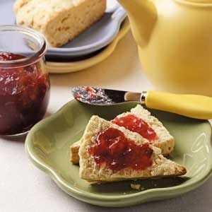 Makeover British Scones