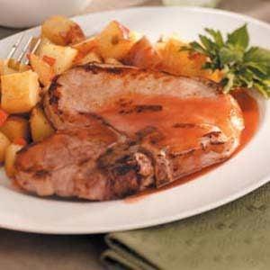 Weeknight Pork Chops
