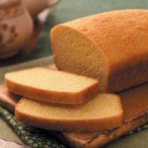Yeast Corn Bread Loaf