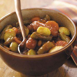 Smoky Bean Stew