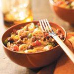 Chili Macaroni Casserole