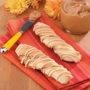 Peanut Butter Twists