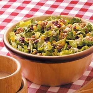 Giant Green Salad