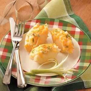 Pierogi Pasta Shells