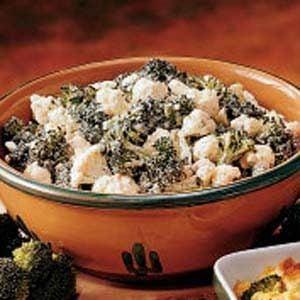 Dilly Broccoli Salad