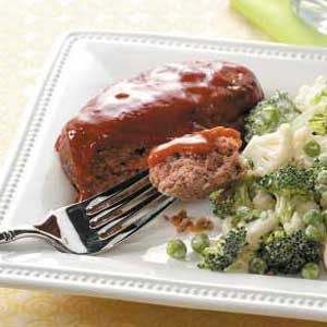 Grilled Meat Loaves