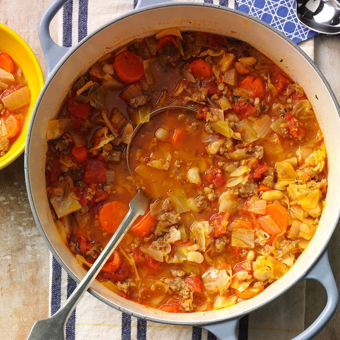 Great Northern Bean Stew