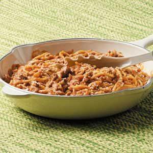 Easy Spaghetti