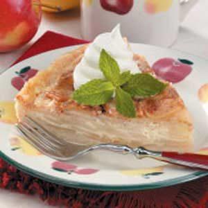 Apple Cream Tart