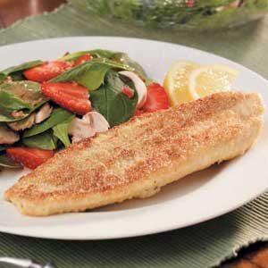 Cornmeal-Crusted Catfish