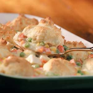 Easy Chicken Potpie