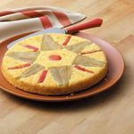 Quilt-Topped Cornbread