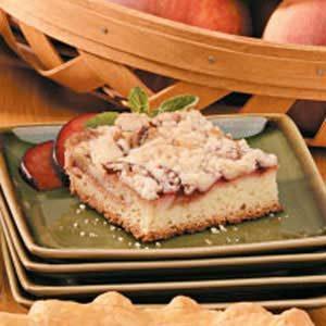 Pecan Plum Cake