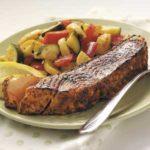 Sauteed Spiced Salmon