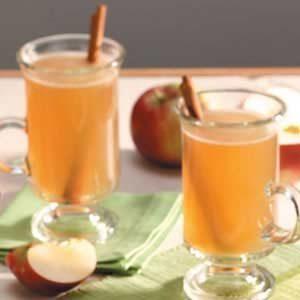 Buttered Orange Cider