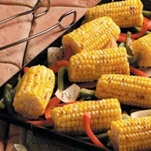 Sweet Corn 'n' Peppers