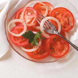 Herbed Tomatoes