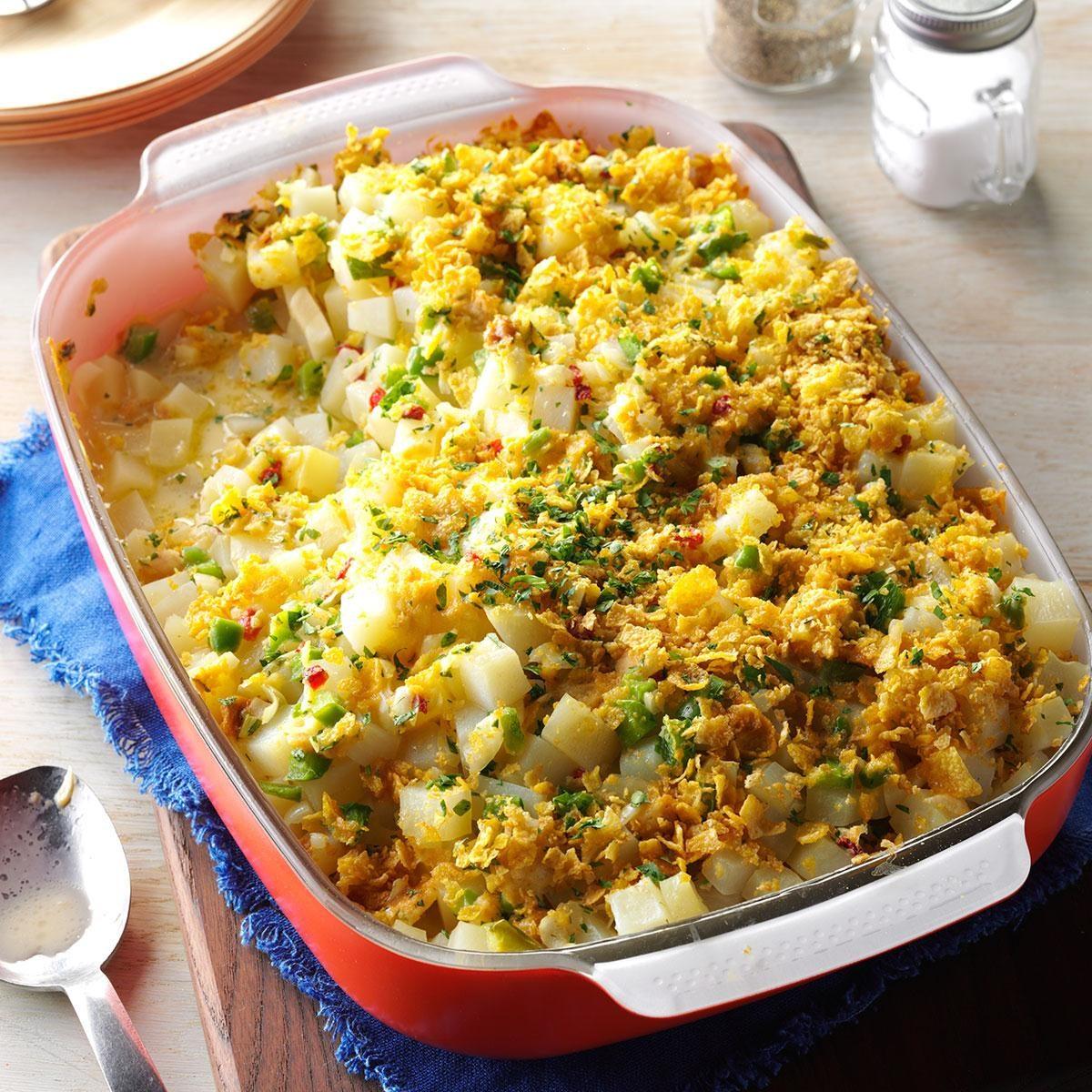 Cottage Potatoes