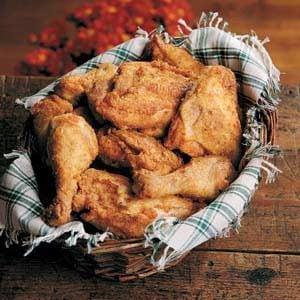 Contest-Winning Sunday Fried Chicken