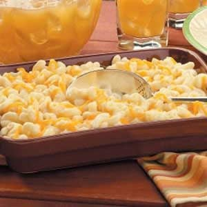 Guilt-Free Mac 'n' Cheese