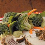 Spinach Broccoli Salad