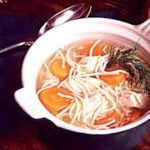 Dilled Chicken Soup