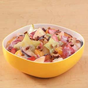 Star Fruit Salad