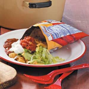 Campfire Taco Salad